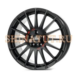 Superturismo GT 7,5\R17 5*114,3 ET50 d75 Matt Black Red Lettering [W0168125079]
